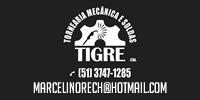 Tornearia Tigre